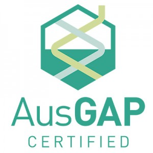 AusGAP logo | Top End Turf